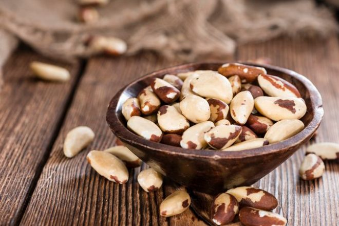 Brazil Nuts can help maintain male sexual virility